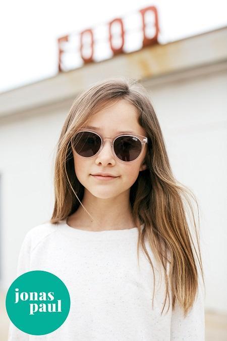 Jonas Paul Kids Eyewear Non-Prescription Sunglasses