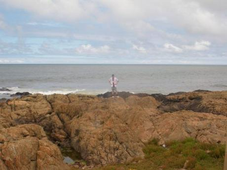 Backpacking in South Africa: The Most South-Western Tip of Africa, The Cape of Good Hope