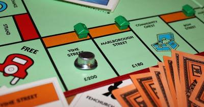 A Love Letter To The London Monopoly Board