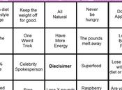 Let's Play Diet Bingo!