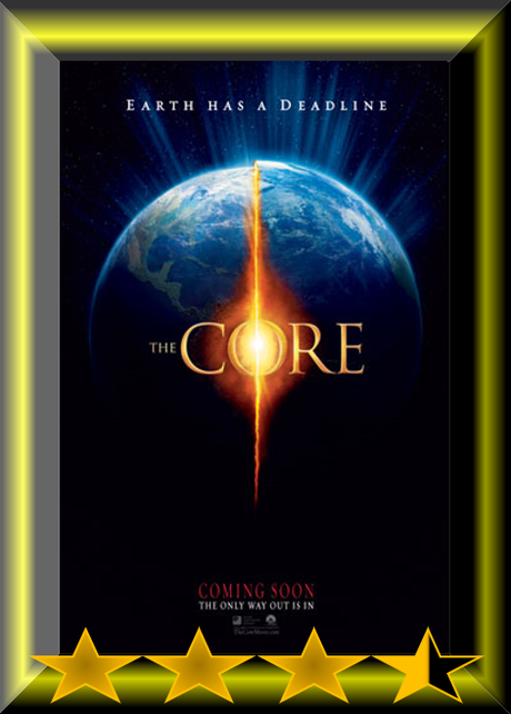 ABC Film Challenge – Favourites – Z – The Core (2003) Movie Review Revisited