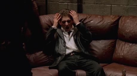 The Sopranos: Christopher's Black Leather Blazer