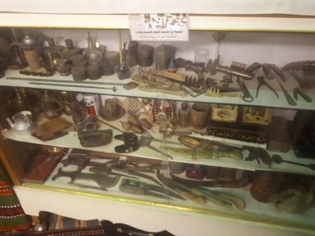 Backpacking in Saudi Arabia: Touring Ushaiqer Town, Basically a Museum in a Guy's House!
