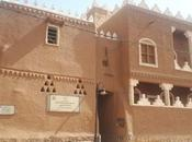 Backpacking Saudi Arabia: Touring Ushaiqer Town, Basically Museum Guy's House!