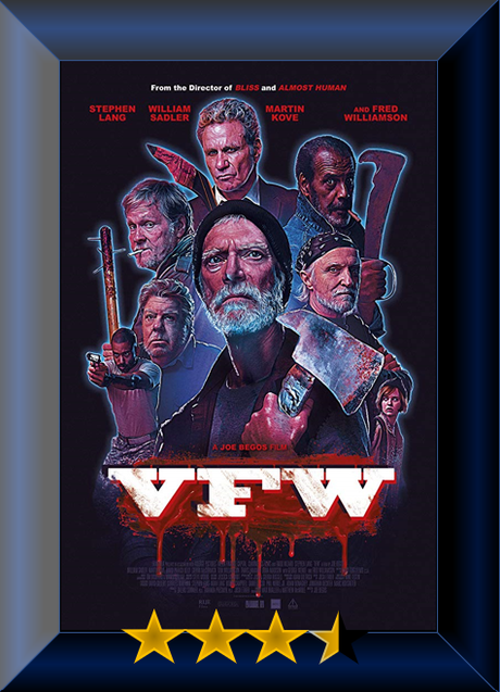 VFW (2019) Movie Review