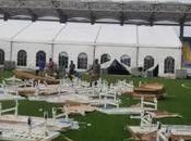 Coronavirus: Lagos Converts Stadium Isolation Centre [Photos]