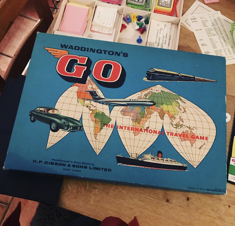 Board Game Night: Waddington's Go – A Vintage Classic