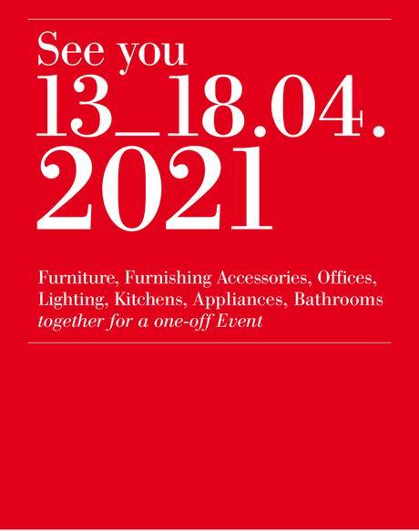 Salone del Mobile.Milano postponed to 2021