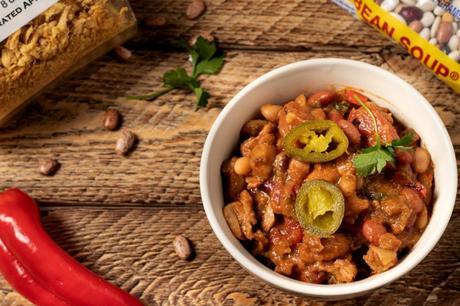 Smoky Vegan Cowboy Beans