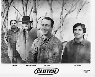 Clutch – The Elephant Riders