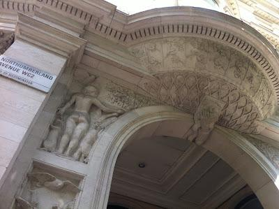 Endangered Species by Barry Baldwin on Grand Buildings
