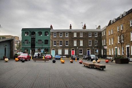 Old Kent Road to Whitechapel