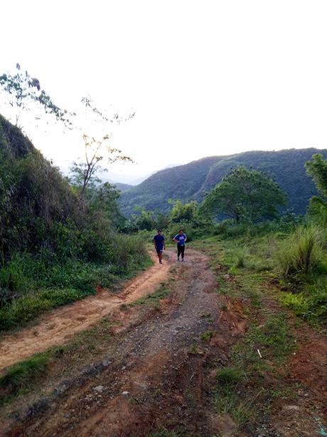 inclined trail
