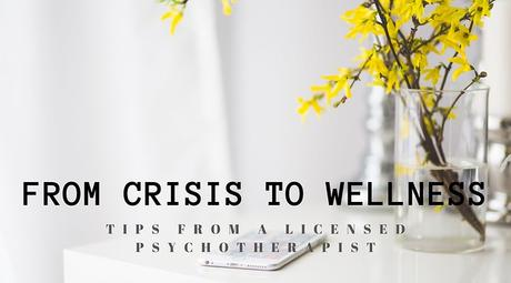 Covid-19 Tips from a licensed psychotherapist