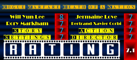 Rogue Warfare: Death of a Nation (2020) Movie Review