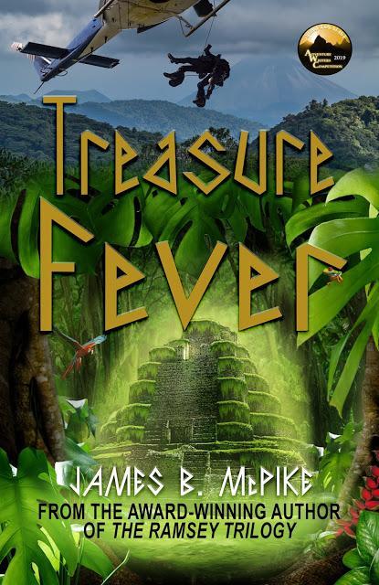 Treasure Fever: New Release from California Author James B. McPike