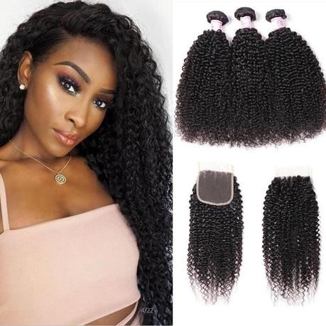 How to Take Care of Your Kinky Curly Hair Weave