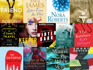 March 2020 Round-Up on the Book Lover's Boudoir