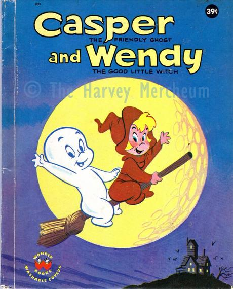 Casper and Wendy front cover