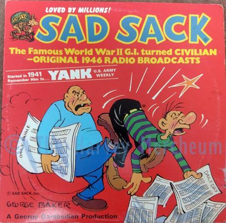 Sad Sack record front view