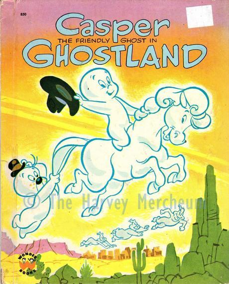 Casper in Ghostland front cover