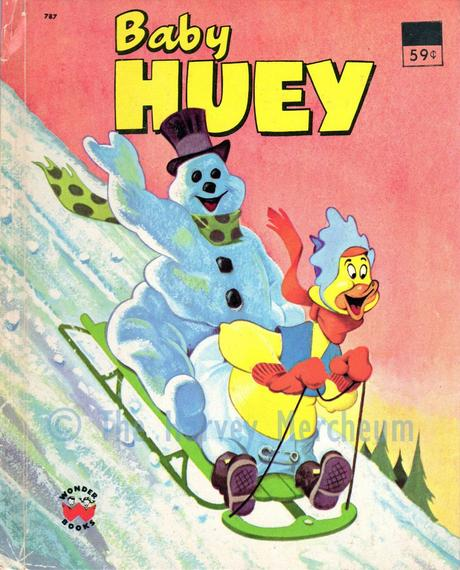 Baby Huey front cover