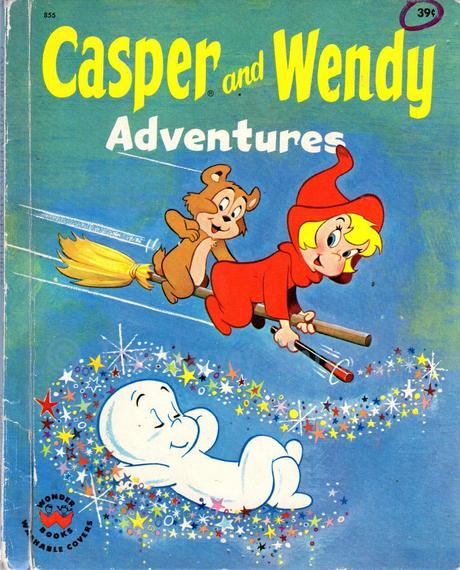 Casper and Wendy Adventures front cover