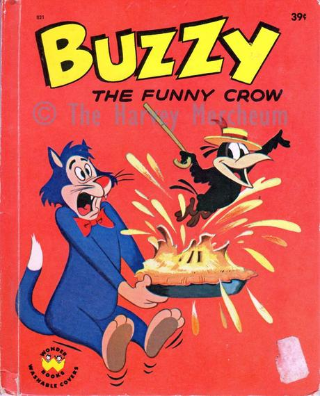 Buzzy the Crow front cover