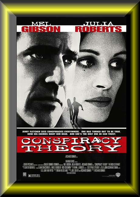 Conspiracy Theory (1997) Movie Review