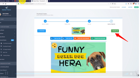 Thumbnail Blaster Review 2020: Discount Coupon (Get Upto 60% OFF)