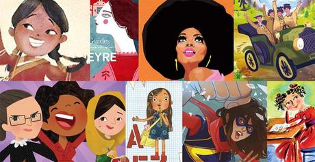 10 Awesome Picture Books About Girls