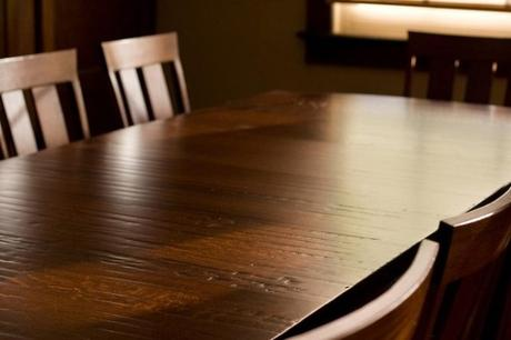 Refinishing Wooden Dining Tables: Tips and Tricks