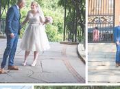 Alex Tom's Wedding Under Wisteria Pergola Conservatory Gardens