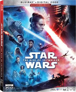 Star Wars: The Rise of Skywalker Has Arrived on Digital and Blu-ray with Great New Bonus Features!
