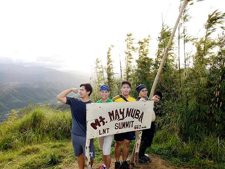 Mt. Maynuba summit