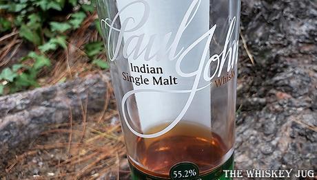 Paul John Classic Single Malt label 2