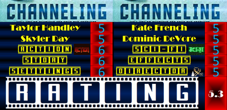 ABC Film Challenge – Action – C – Channeling (2013)