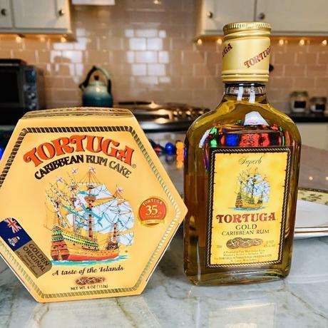 A Review of Tortuga Caribbean Rum and Rum Cake