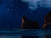 Download Night Running, Background Windows (Beach Running Dark Version)