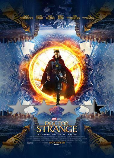 ABC Film Challenge – Action – D – Doctor Strange (2016) Revisited