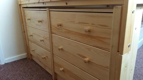 Ikea Rast Assembly (Chest of Drawers)