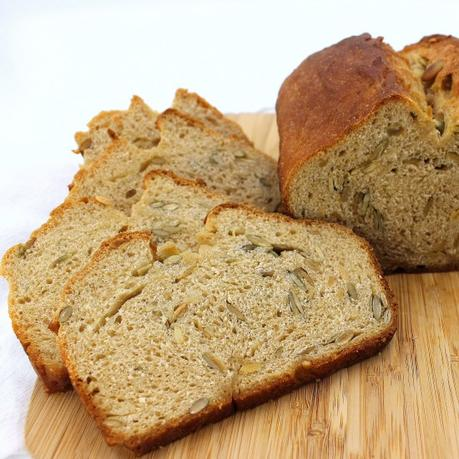 Parmesan Ranch Beer Bread
