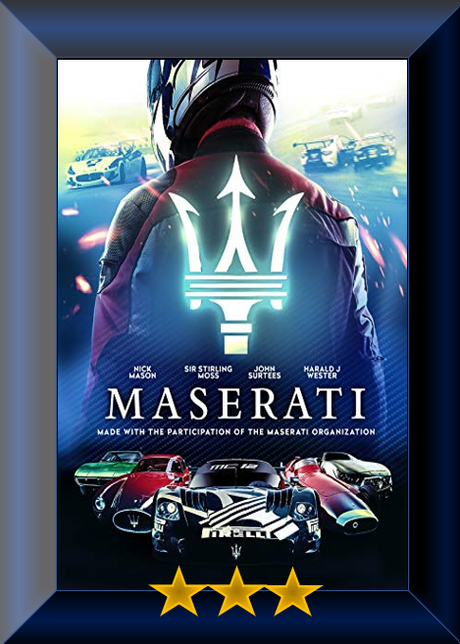 Maserati: A Hundred Years Against the Odds (2020) Movie Review