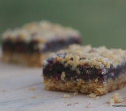 Fig Oatmeal Bars