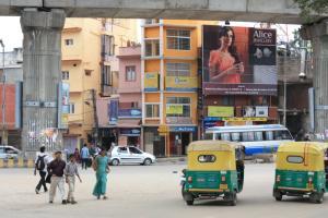 POEM: Bangalore  [Day 5 NaPoMo; Acrostic]