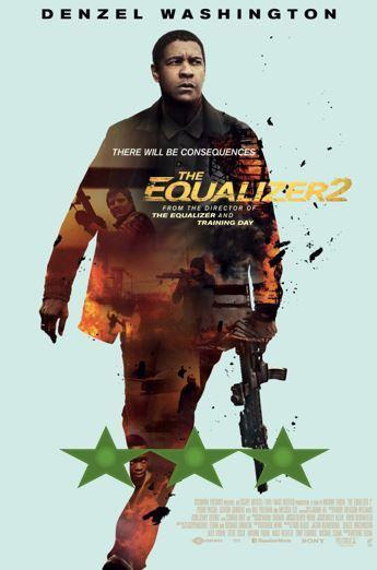 ABC Film Challenge – Action – E – The Equalizer 2 (2018)