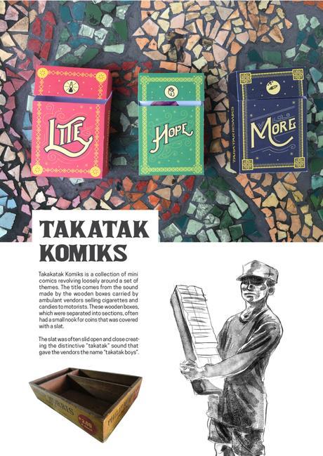 Komura; Creator's Grant
