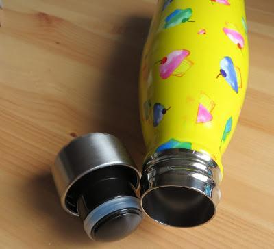 ION8 Leakproof Steel Vacuum Flask