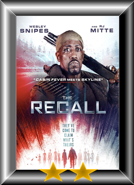 ABC Film Challenge – Action – F – Final Recall (2017) Movie Review