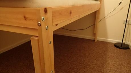 Hacking the Ikea Neiden Bed Frame